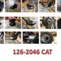 126-2046 CAT HYDROMOTOR ASS'Y