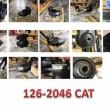 126-2046 CAT HİDROMOTOR KOMPLE