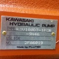 K3V180DT HİDROLİK POMPA ( FLUTEK KAWASAKI )
